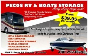 PECOS RV & BOAT STORAGE