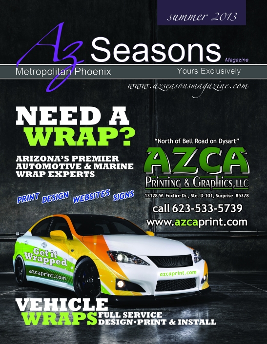 AZCA PRINTING & GRAPHICS
