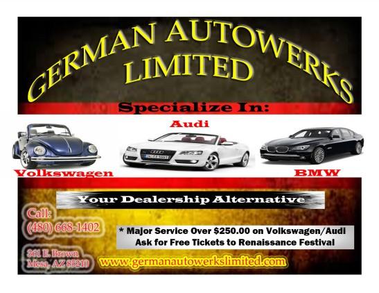 GERMAN AUTOWERKS LIMITED