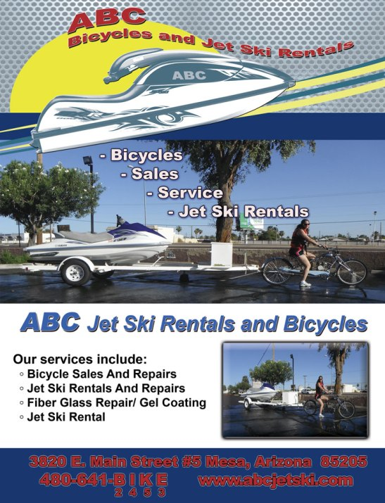ABC BICYCLES AND JET SKI RENTALS