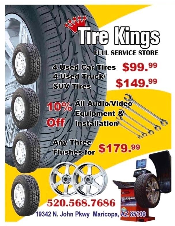Tire Kings Sponsored By Azseasonsmagazinesonline Az Seasons Magazine