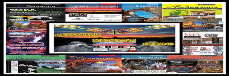 AZ SEASONS MAGAZINES ONLINE ARIZONA