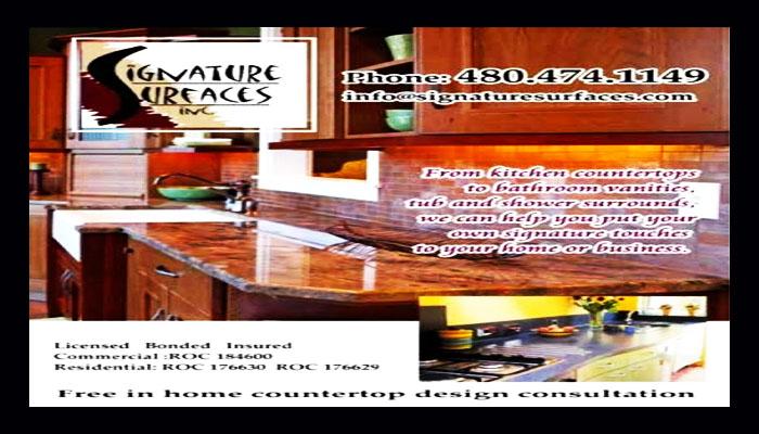 Signature Surfaces Inc Kitchencoutertops
