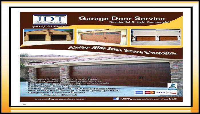 Jdt Garage Door Service Sponsored By