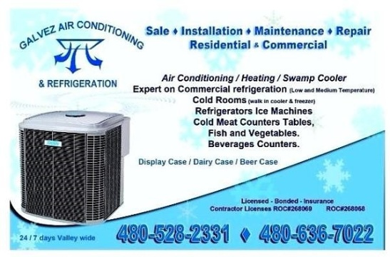 GALVEZ AIR CONDITIONING #GALVEZ #AIR #CONDITIONING #arizona #az #phoenix #scottsdale #tempe #glendale #mesa #chandler #gilbert #hotel #KalvinArailias #AirConditioning #Heating #SwampCooler #Expert