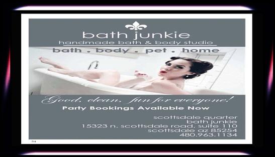 #BATH #JUNKIE #SCOTTSDALE #ARIZONA #QUARTER #handmade #bath #body #wash #home #natural #products @AZSeasonsMag @AzSeasons www.azseasonsmagazines.com