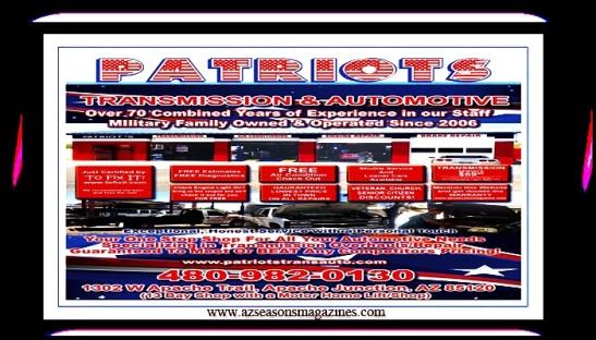 #HAPPY #INDEPENDENCE #DAY #PATRIOTS #TRANSMISSION & #AUTOMOTIVE #Auto #Repair #4thofjuly @AzSeasonsMag @AzSeasons www.azseasonsmagazines.com