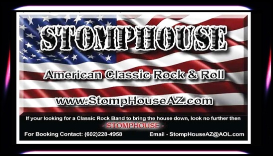 STOMPHOUSE #STOMPHOUSE #arizona #az #scottsdale #phoenix #tucson #american #classic #rock #roll #music #musician #musiclife #band #bar #club #live #concert #Theater #celebrities #fashion #model  #entertainment #entertainer #media #tv #dj #singer #arizona #az #phoenix #scottsdale #tempe #glendale #mesa #chandler #gilbert #hotel #concert #KalvinArailias #pic