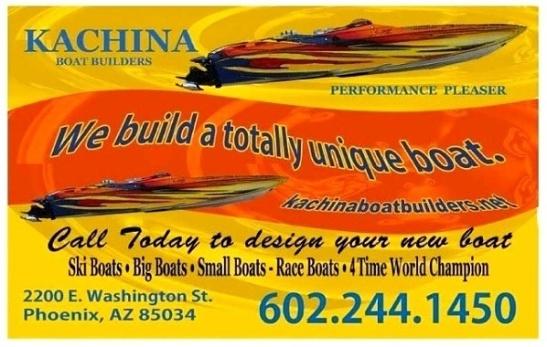 #KACHINA #BOAT #BUILDERS (602) 244-1450 #Phoenix #Arizona #AZ #Boats #Custom #SkiBoats #Socialmedia #Tv #Radio @AzSeasonsMag @AzSeasons azseasonsmagazines.com