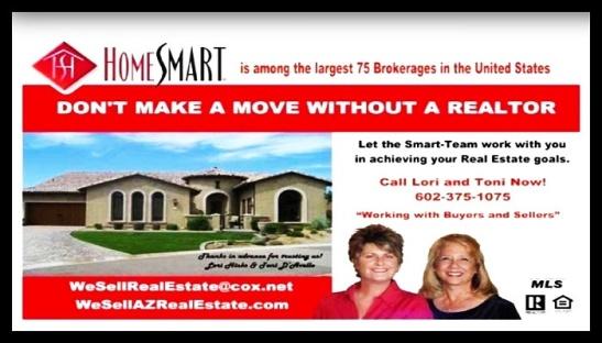 #HOME #SMART #arizona #az #phoenix #scottsdale #realestate #realtor #realty #home #investor @AZSeasonsMag @AzSeasons azseasonsmagazines.com