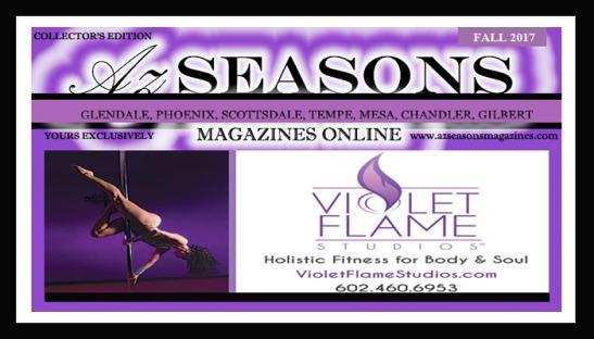 VIOLET FLAMES STUDIOS #Burlesque #Pole #Dancing #Fitness #Bellydance #Pilates #Scottsdale #Arizona #AZ IG: @myrykanunyaz @thehighpimpstress myryka.com